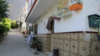 Ref:APA211 village house For Sale in El Chorro