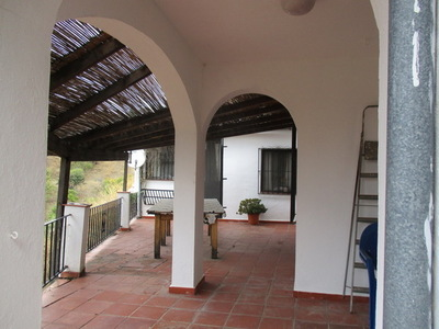 Ref:APA237 Country-House For Sale in Carratraca