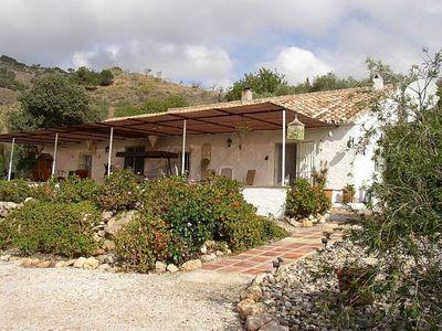 Ref:AP851 Villa For Sale in El Chorro