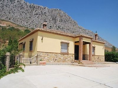 Ref:AP892 Villa For Sale in Valle de Abdalajis