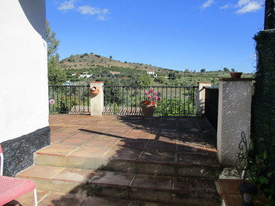 Ref:APA253 Detached House For Sale in Pizarra