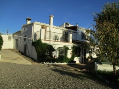 Ref:AP983 cortijo For Sale in Casarabonela