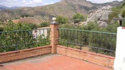 Ref:AP941 Country-House For Sale in El Chorro