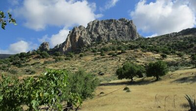 APA337: Country-House for sale in El Chorro