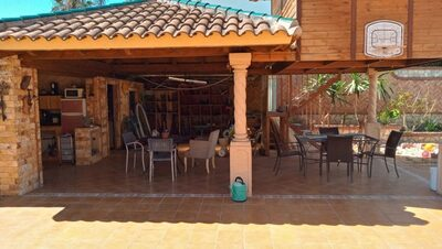 Ref:AM193 Country-House For Sale in Alhaurín el Grande