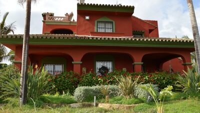 Ref:AM174 Villa For Sale in Alhaurín el Grande