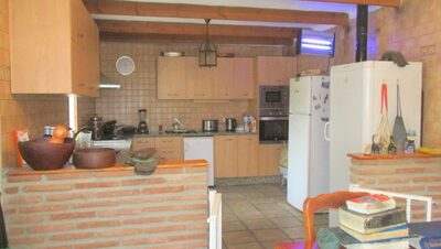 APA297: Country Home for sale in El Chorro