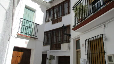 Ref:APA366 House - Townhouse For Sale in Casarabonela
