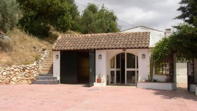 Ref:AP936 country house For Sale in El Chorro