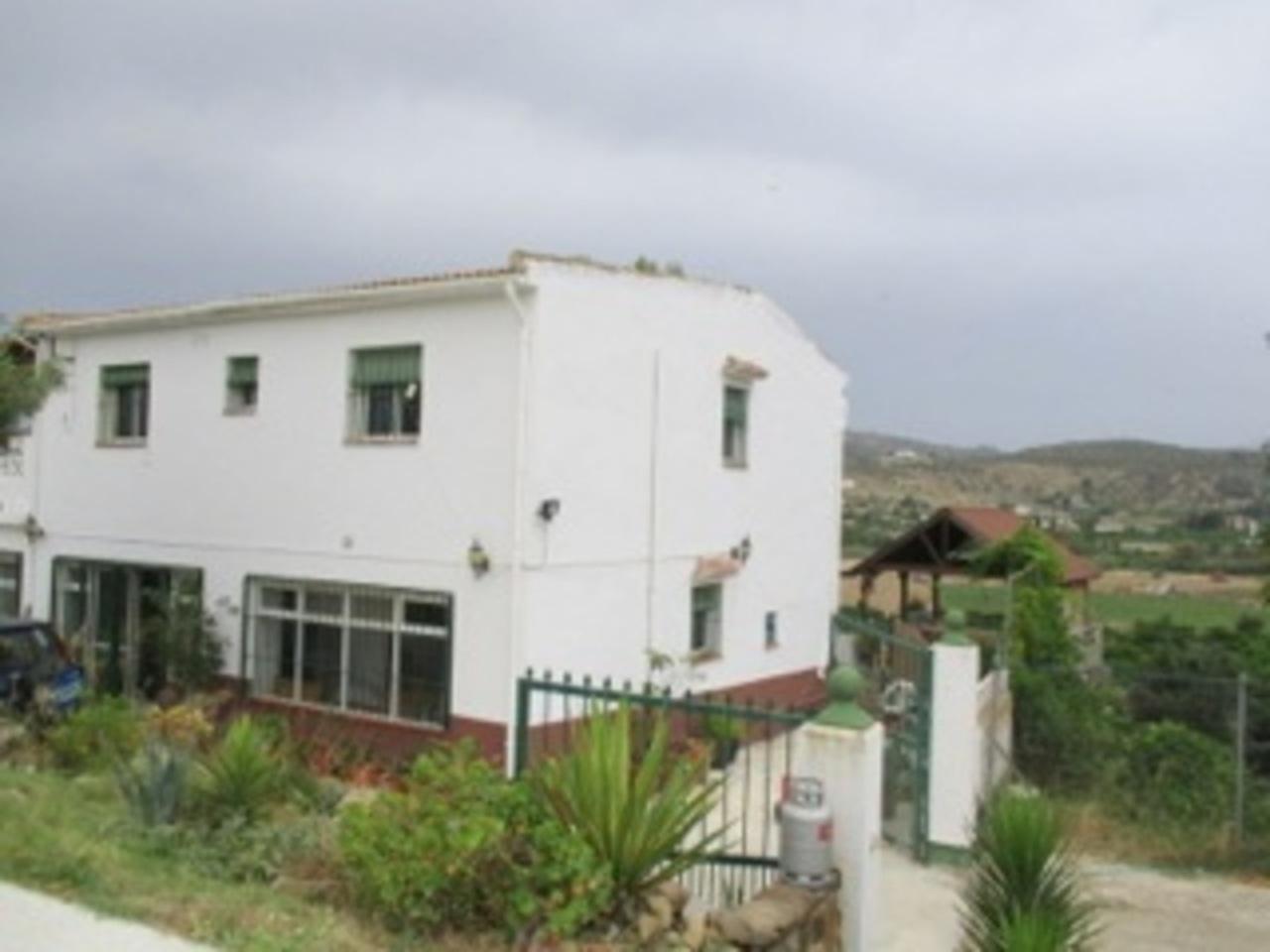 Detached villa Málaga
