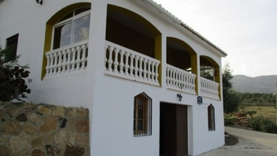 Ref:AP967 Detached-Villa For Sale in Casarabonela