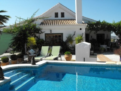 Ref:AP430 Villa For Sale in Alhaurin el Grande